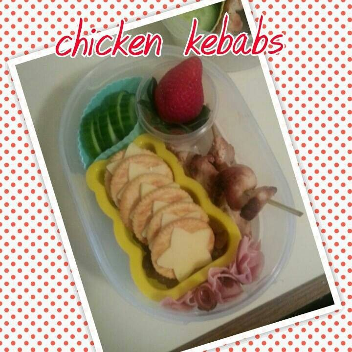 chicken kebab bento https://m.facebook.com/KrazyMummaskitchen