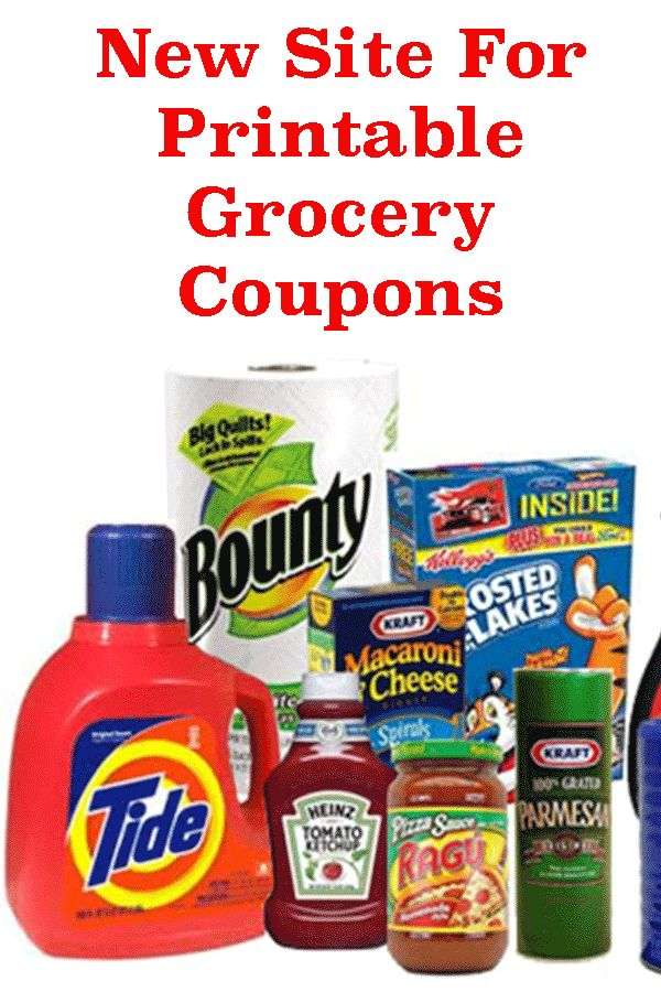 Free Printable Grocery Coupons - Updated Daily - http://www.sundaygrocerycoupons.com/coupons/
