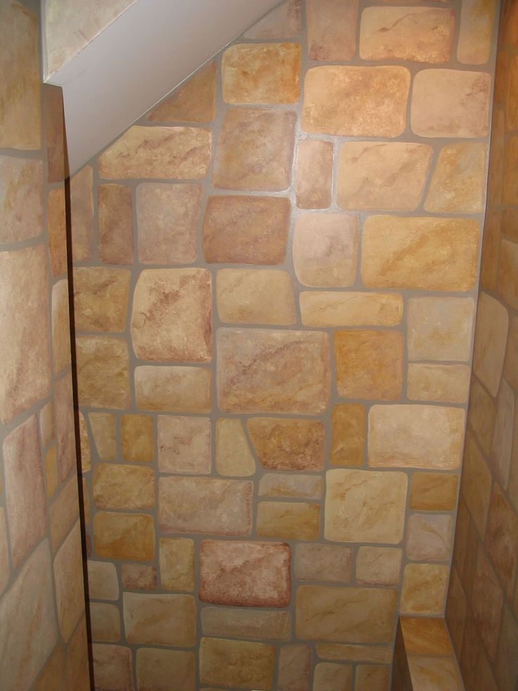 17 best images about painting techniques on pinterest faux stone faux brick walls and faux Paint of wall