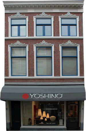 Yoshino Noordeinde 95 Den Haag Aziatische meubels, kleding budha's e.a.