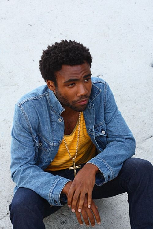 Donald Glover [aka Childish Gambino] (born 1983) for his acting and comedy.