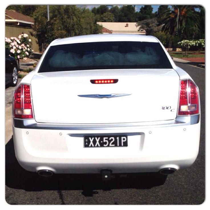 Wedding car - Chrysler