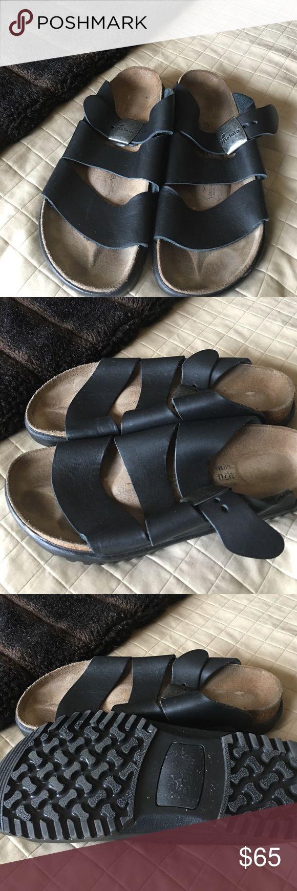 Black Betula Sandals Great almost new black Betula Sandals Shoes Sandals