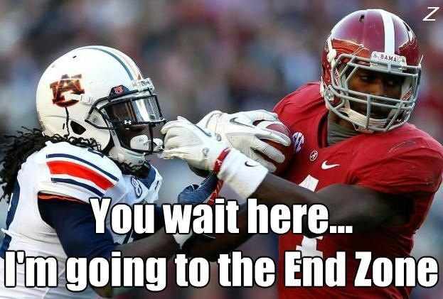 Roll Tide! Check this out too ~ For Great Sports Stories and Funny Audio Podcasts, Visit RollTideWarEagle.com and Train Deck is free to learn the rules of the game you love. #Alabamafootball #Alabama