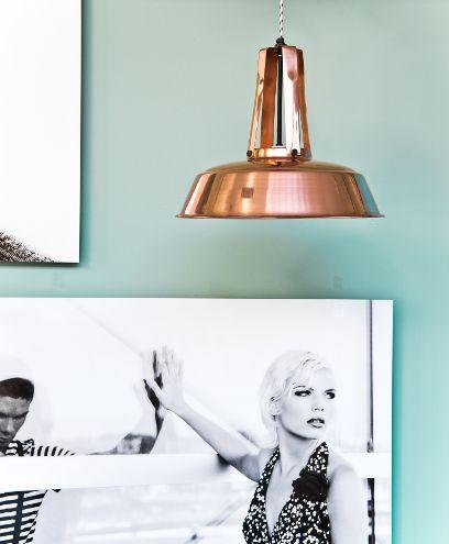17 beste ideeën over Koperen Hanglampen op Pinterest - Koperen ...