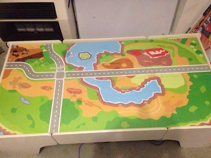 Train Table - $15 | Toys - Indoor | Gumtree Australia Penrith Area - Glenmore Park | 1105993069