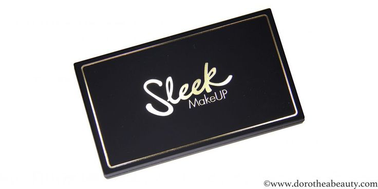 Sleek MakeUP Midas Touch Highlighting Palette Review and Swatches
