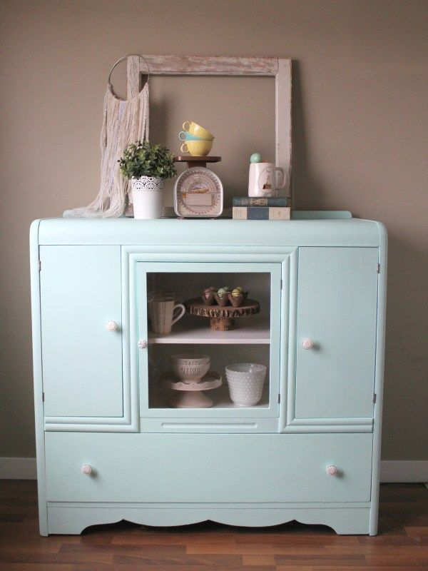 Dining Room Buffet Makeover furniture makeovers Pinterest