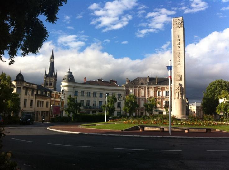 Epernay, France