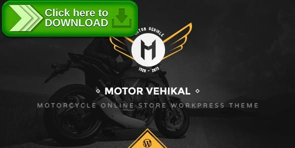 [ThemeForest]Free nulled download Motor Vehikal - Motorcycle Online Store WordPress Theme from http://zippyfile.download/f.php?id=22378 Tags: accessories, bicycle, bike, business, car, clean, creative, ecommerce, landing, motor, online store, sport, store, vehicle