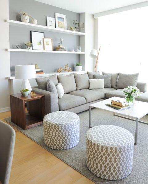 İskandinav stili sade ve şık bir dekorasyon. Açık tonlarda boya ve mobilyalar ve açık tonlarda lamine parke. Aydınlık ve huzurlu bir ortam  #dekorasyon #oturmaodası