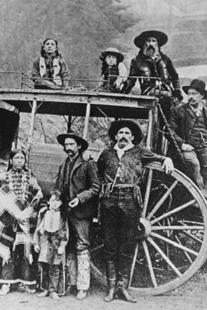 Photos Of The Old Wild West That Look Like They Re Straight Out Of