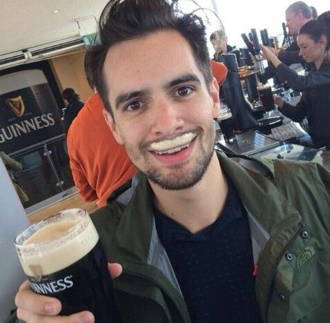 is brendon urie dating anyone Audrey kitching and brendon urie were both dating and they broke up quite some time ago can anyone tell me exactly why they broke up my friend and i have been asking and asking but nobody is really sure.