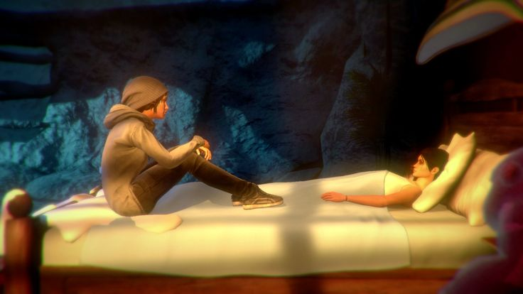Dreamfall Chapters on Steam