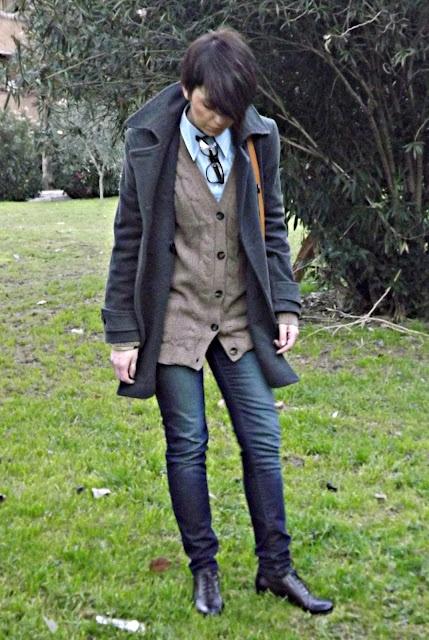 Today we meet Federica, the italian blogger of La ragazza dai capelli rossi: http://blog.giglio.com/en/meet-the-fashion-bloggers-la-ragazza-dai-capelli-rossi/