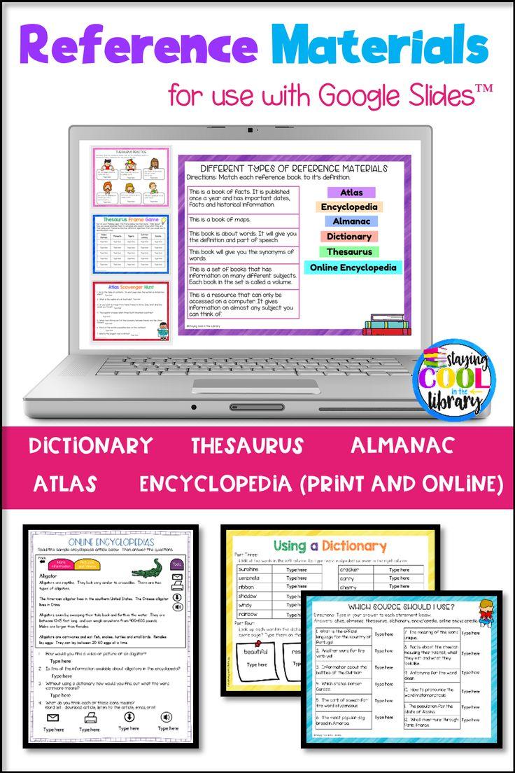 how to teach thesaurus skills