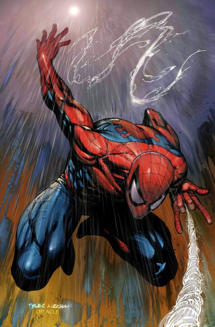 Spider-Man by Tyler Kirkham