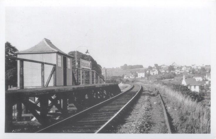 (92) Railway Photograph : Horspath Halt, Oxfordshire   eBay