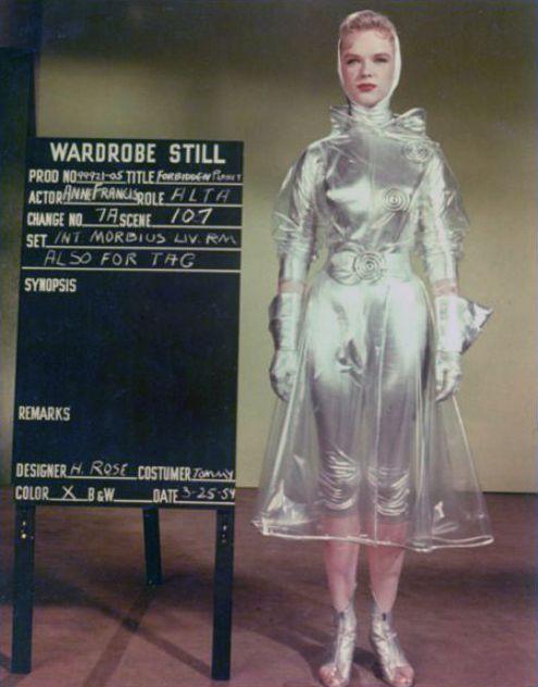 wardrobe test forbidden planet