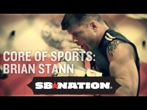Brian Stann Epic Training - Core of Sports