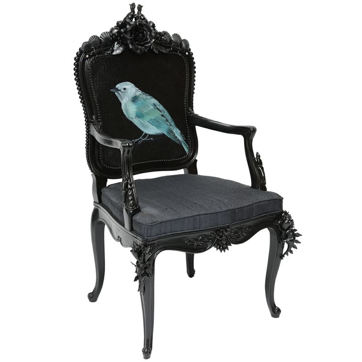 Customized vintage baroque chair for Antique baroque furniture
