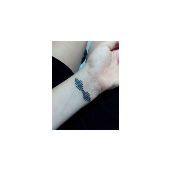 Arctic Monkeys Tattoo ❤ liked on Polyvore featuring accessories, body art and tattoos