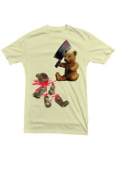 Killer Teddy Tee