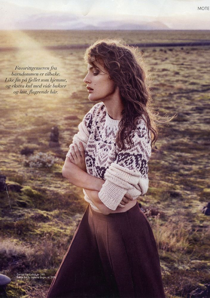 Tia / Heartbreak management  beyond gorgeous in this fashion  editorial for the Norwegian magazine DET NYE, shot in Iceland by Janne Rugland, styled by Afaf Ali, H&M by Jens Wiker - tomboy winter style outfit