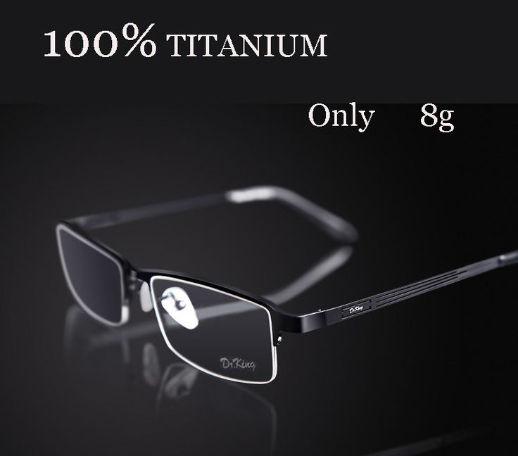 Titanium eyeglasses marcos de lentes opticos fashion brand designer eyeglasses frame prescription glasses online oculos de grau
