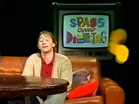 """Spaß am Dienstag: war eine der erfolgreichsten Kindersendungen der 1980er. Kern der Sendung waren Zeichentrickfilme und Realfilme für Kinder, die vom Moderator und der Computeranimation Zini anmoderiert wurden. Januar 1984 bis November 1992, teils mit Zusatz """"mit Thomas und Zini"""" oder """"mit Werner und Zini"""""""