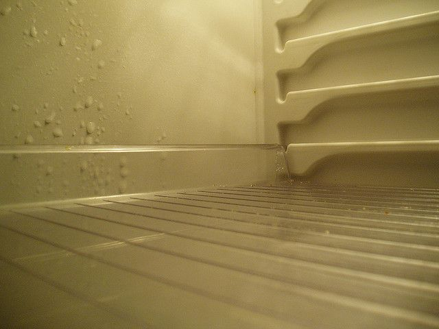 how to diagnose common refrigerator repair problems (photo by: https://www.flickr.com/photos/uayebt/)