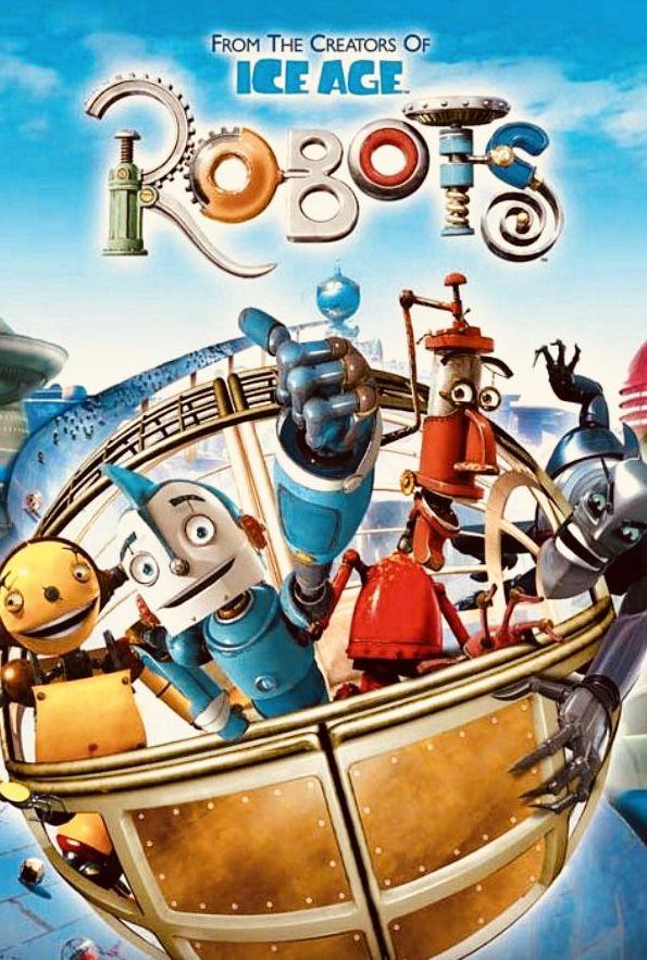 Robots 2005 Peliculas Completas Peliculas Peliculas De Disney