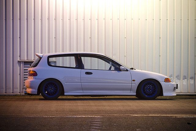 Honda Civic eg3 via Katjana Vrosch on Flickr