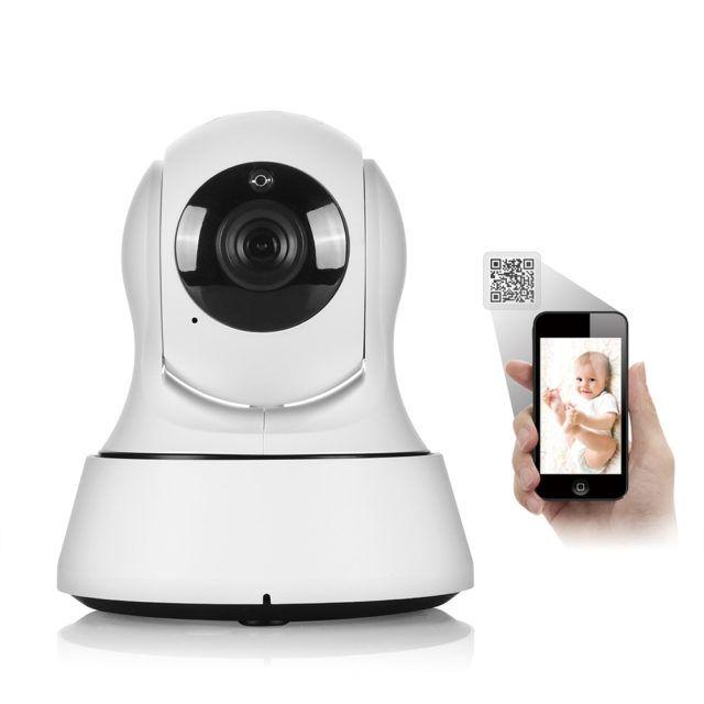 Home Security Babyphone IP Kamera Wi-Fi Wireless Mini Netzwerk Kamera Überwachung Wifi 720P Nachtsicht Überwachungskamera  – Pregnancy and Mothering Help