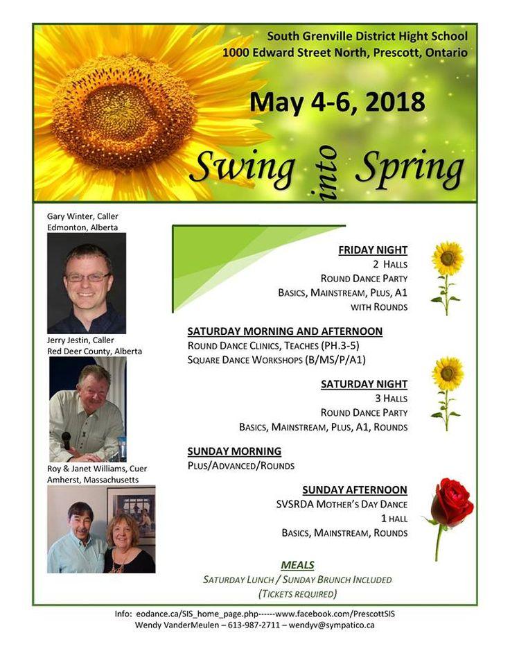 Swing into Spring 2018