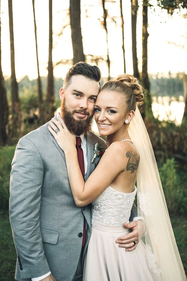 Maci Bookout and Taylor McKinney's Wedding Album
