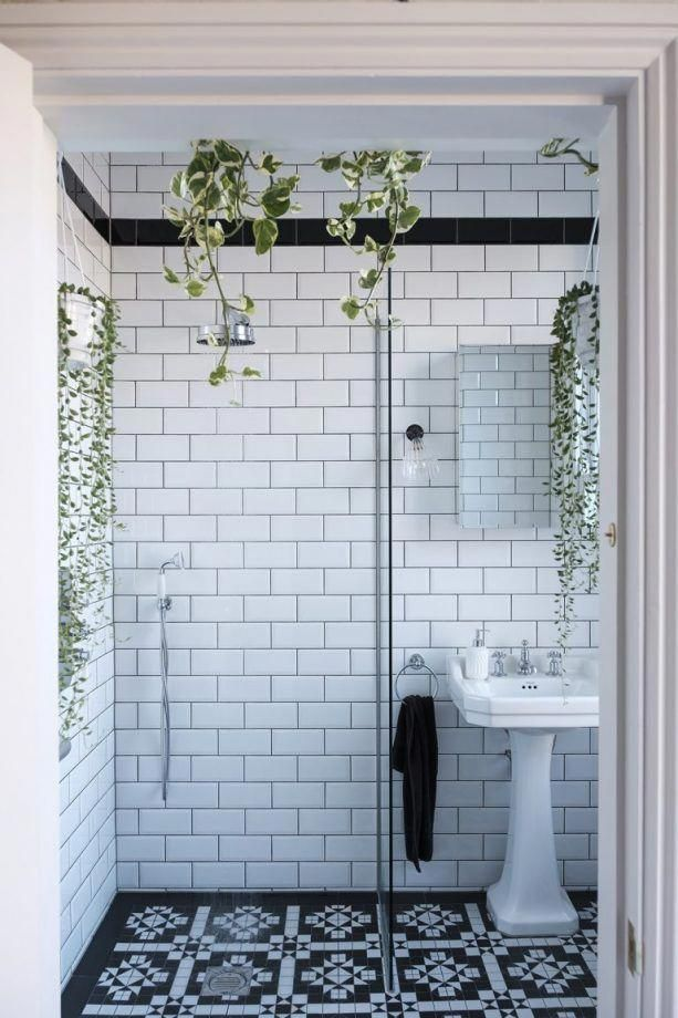 Shabby To Chic Five Ways To Revamp And Modernize Your Shabby Chic Room Gothic Bathroom Metro Tiles Bathroom Industrial Style Bathroom