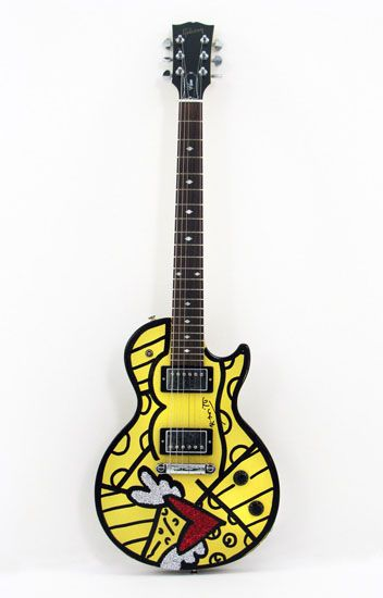 Montreux Gibson Guitar