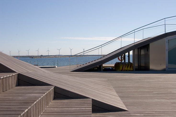 Maritime Youth House by PLOT #architecture