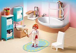 badkamer Poppenhuis PLAYMOBIL® België