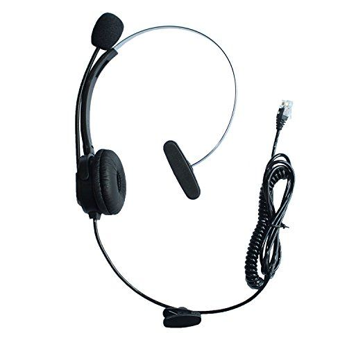 Best price on GoodQbuy® Call Center Telephone /IP Phone Headset with Adjustable Boom Mic 4-pin RJ9 Modular Connector for 3Com Aastra Alcatel-Lucent AltiGen Ascom AVAYA Cable & Wireless Cisco (CIS) Comdial Commander Doro/Audioline Ericsson ESI  See details here: http://topofficeshop.com/product/goodqbuy-call-center-telephone-ip-phone-headset-with-adjustable-boom-mic-4-pin-rj9-modular-connector-for-3com-aastra-alcatel-lucent-altigen-ascom-avaya-cable-wireless-cisco-cis-comdial-comm/    Truly a…