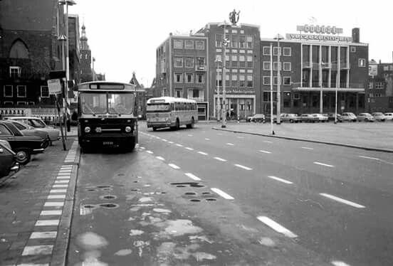 Grote Markt Groningen 1973