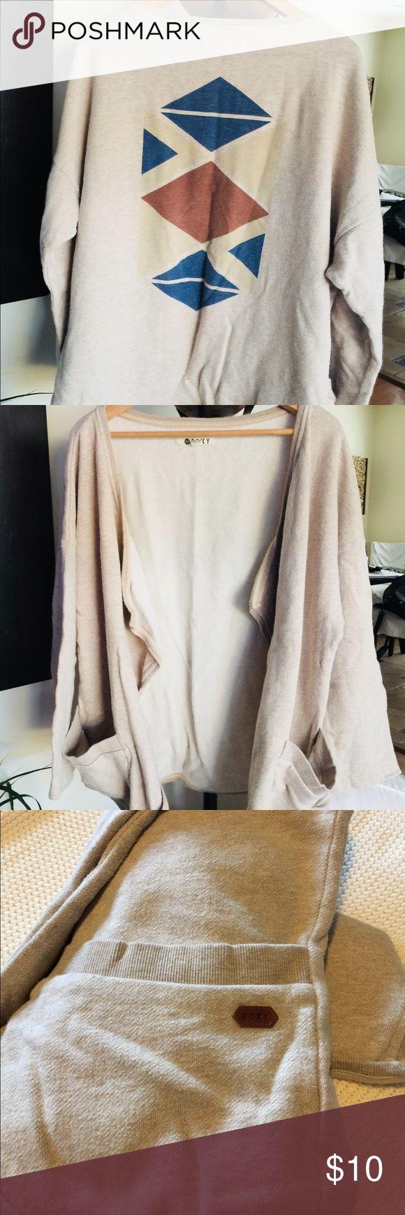 Roxy Cardigan Sweater Warm and cozy cardigan sweater Roxy Sweaters Cardigans