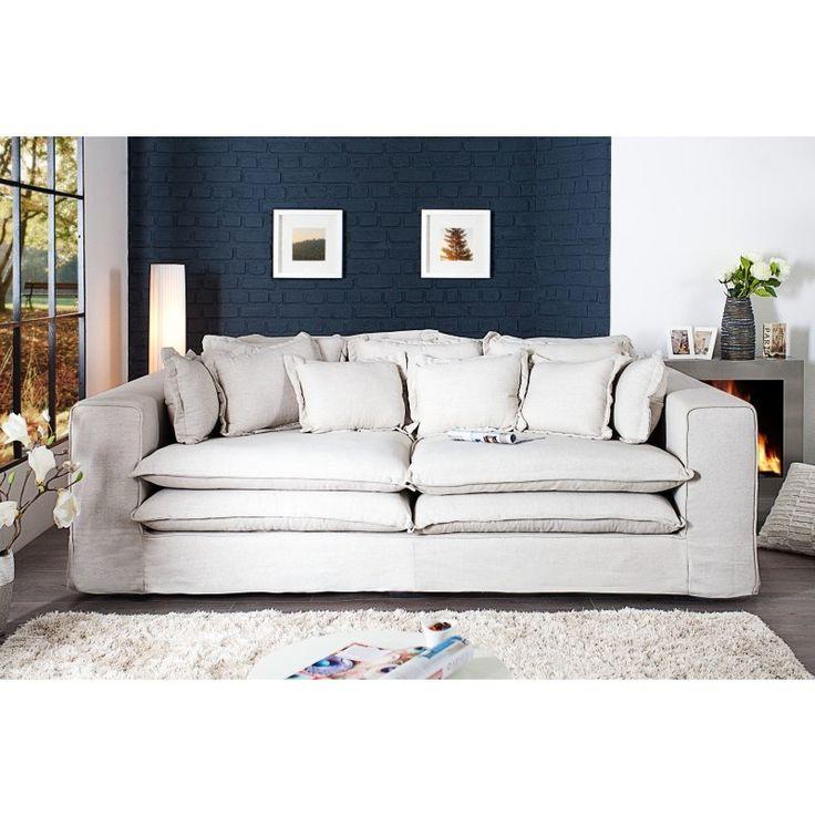 25 beste idee n over linnen bank op pinterest. Black Bedroom Furniture Sets. Home Design Ideas