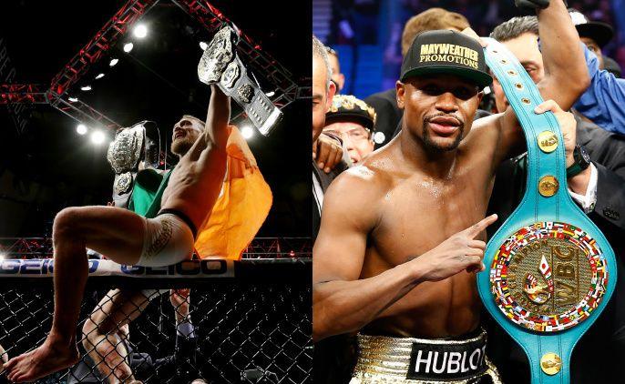 Boks ve Dövüş Sanatları Şampiyonları Birbirlerine Meydan Okudu