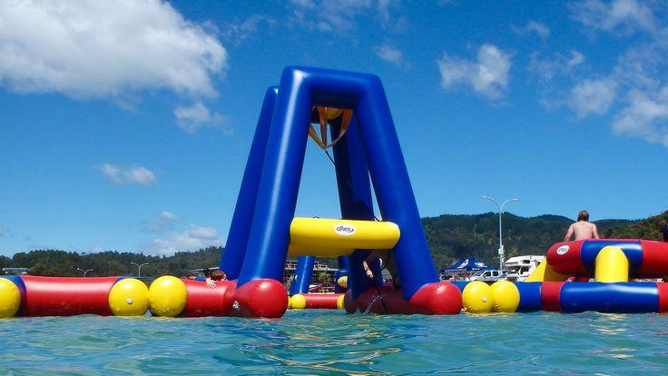 Swing - Centre (Aqua Adventure)