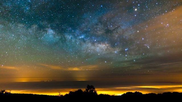 The mountain, TSO Photography. Filamado entre el  4 y 11 de abril de 2011.  El Teide.