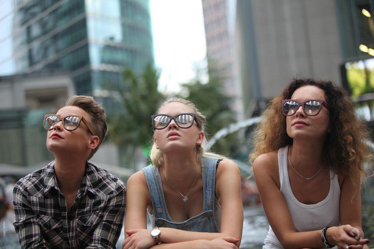 holzbrille von Woodee