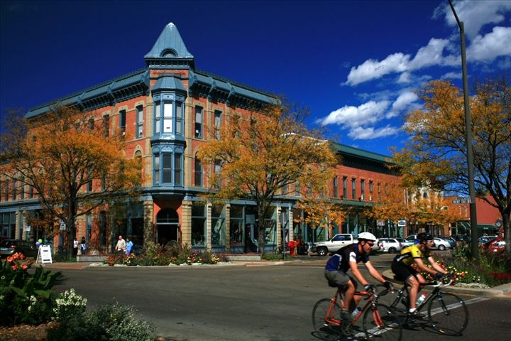 17 Best images about Downtown & Old Town - Fort Collins,CO ...