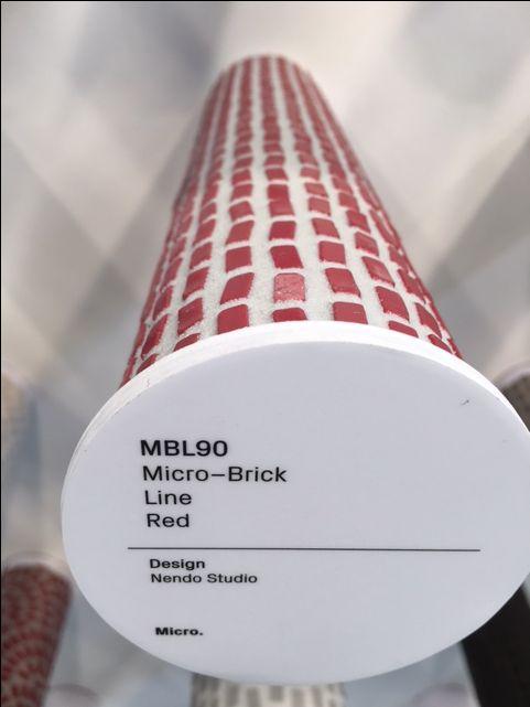 Micro. Micro-Brick_Nendo Design Micromosaic 5x10 mm